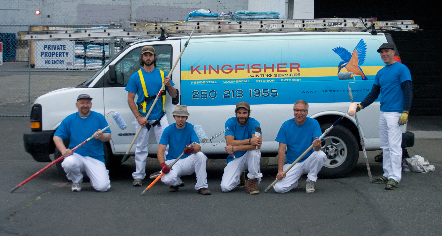 The Kingfisher Team